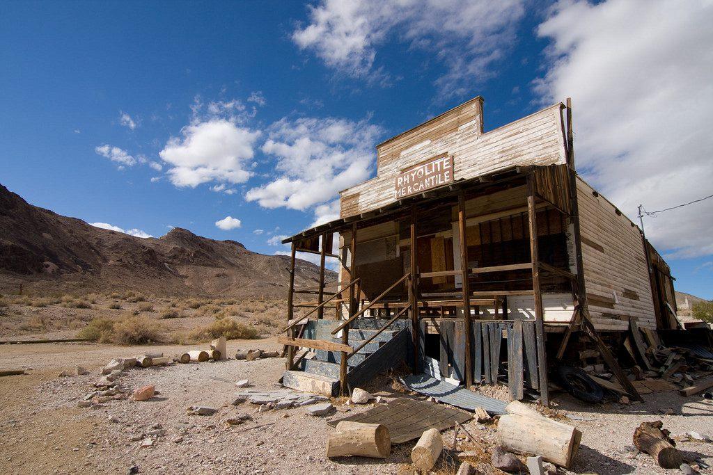 11 vieilles villes abandonnées de l'ouest de l'Amérique